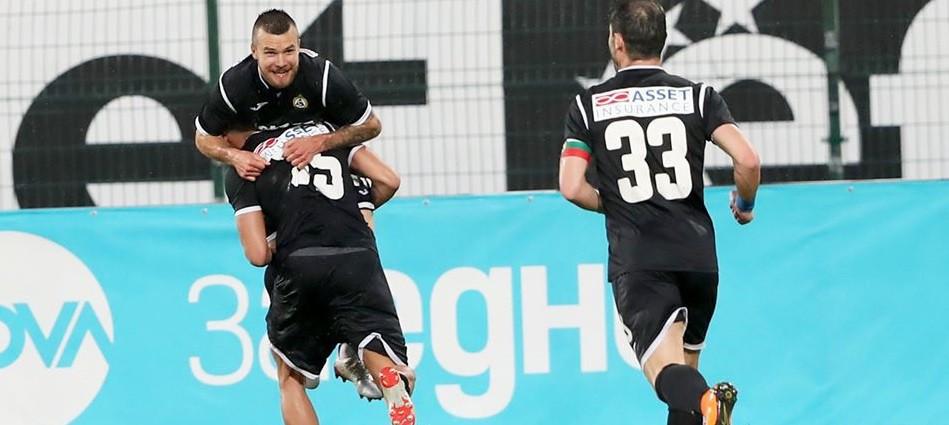 Gol vittoria di Radoslav Kirilov in Lokomotiv Plovdiv - Slavia Sofia