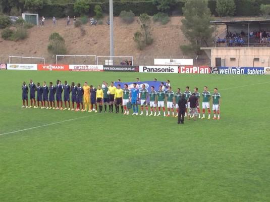 Toulon Tournament 2014