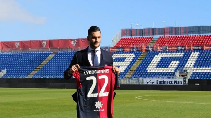 Box to Box - Intermediazione .     Charalampos Lykogiannis trasferito a titolo definitivo dallo Sturm Graz al Cagliari