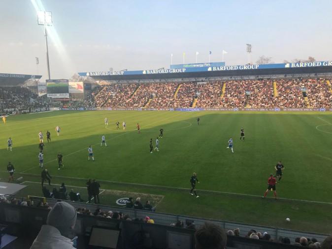 Box to Box Trasferta - Danimarca Sasligaen  -Odense e Copenaghen dal 07 aprile al 9 aprile 2019