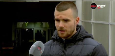 Radoslav Kirilov: gol decisivo in Slavia Sofia - Botev Plovdiv 2 - 1