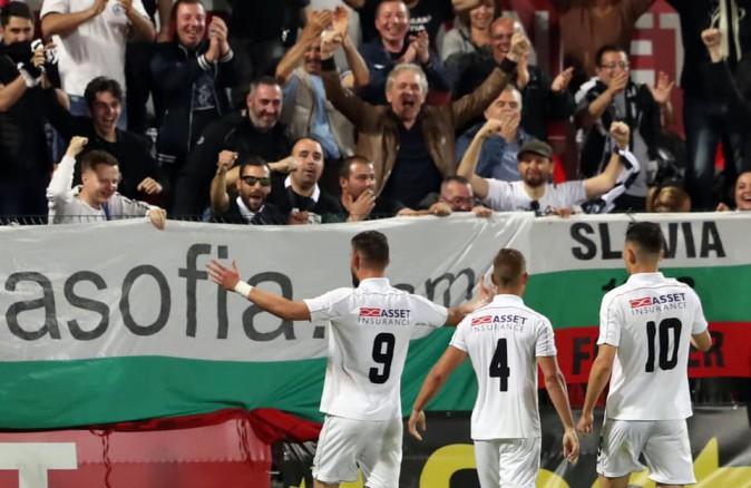 Il nostro assistito Radoslav Kirilov ed il trionfo con lo Slavia Sofia